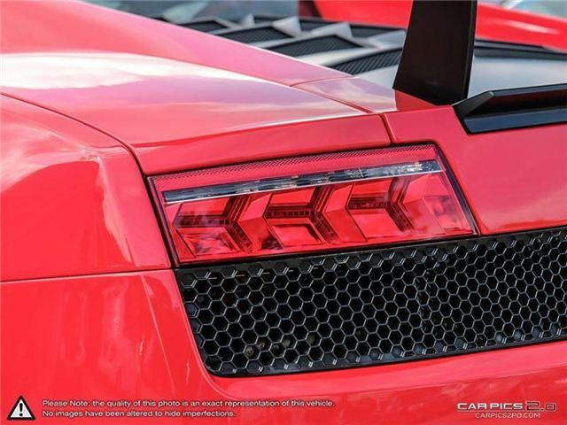 2012 Lamborghini Gallardo LP570-4 Super Trofeo Stradale (Stk: 17MSC962) in Mississauga - Image 13 of 29