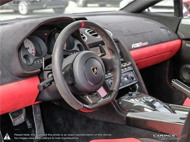 2012 Lamborghini Gallardo LP570-4 Super Trofeo Stradale (Stk: 17MSC962) in Mississauga - Image 14 of 29