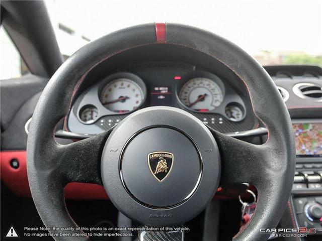 2012 Lamborghini Gallardo LP570-4 Super Trofeo Stradale (Stk: 17MSC962) in Mississauga - Image 15 of 29