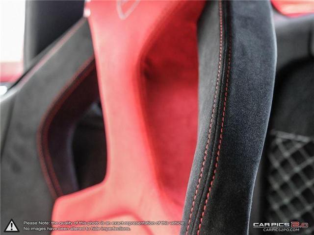 2012 Lamborghini Gallardo LP570-4 Super Trofeo Stradale (Stk: 17MSC962) in Mississauga - Image 24 of 29