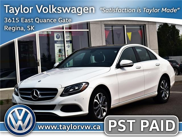 2017 Mercedes-Benz C-Class Base (Stk: P6292) in Regina - Image 1 of 31
