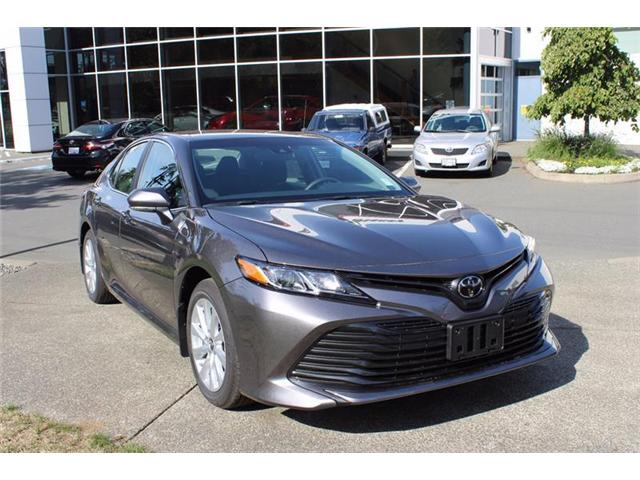 2018 Toyota Camry LE (Stk: 11411) in Courtenay - Image 1 of 27