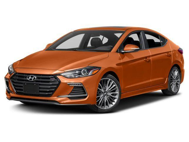 2018 Hyundai Elantra Sport Tech (Stk: 461963) in Whitby - Image 1 of 9