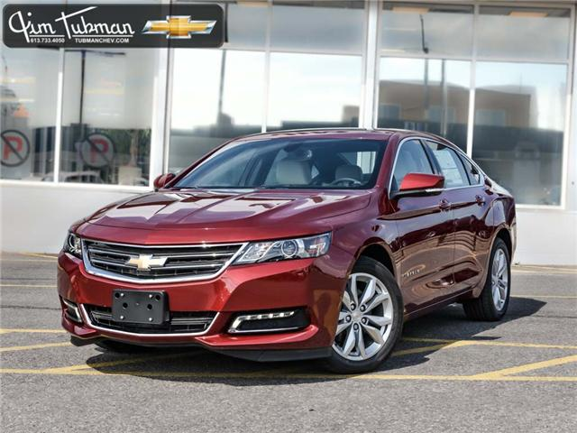 2018 Chevrolet Impala 1LT (Stk: 180114) in Ottawa - Image 1 of 21