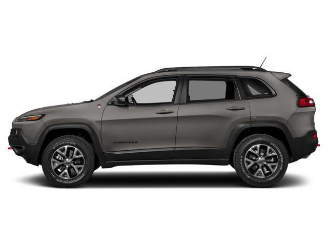 2018 Jeep Cherokee Trailhawk (Stk: 181051) in Thunder Bay - Image 2 of 10