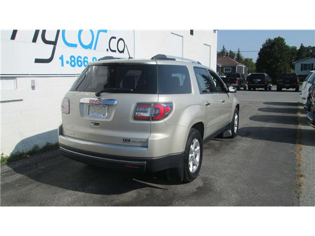 2014 GMC Acadia SLE1 (Stk: 170973) in Richmond - Image 3 of 12