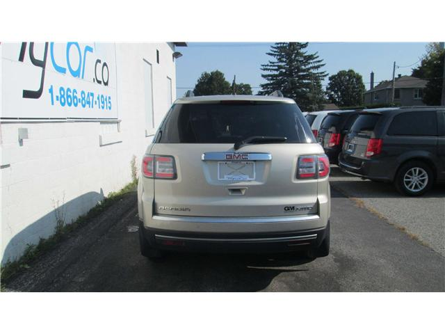 2014 GMC Acadia SLE1 (Stk: 170973) in Richmond - Image 4 of 12