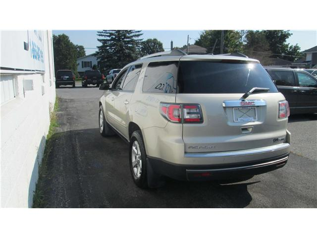 2014 GMC Acadia SLE1 (Stk: 170973) in Richmond - Image 5 of 12