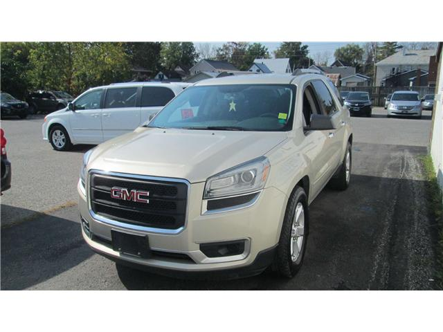 2014 GMC Acadia SLE1 (Stk: 170973) in Richmond - Image 6 of 12