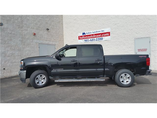 2016 Chevrolet Silverado 1500 1LT (Stk: 309172) in Burlington - Image 2 of 6