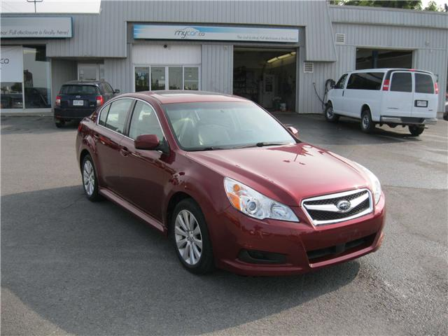 2012 Subaru Legacy 3.6R Limited Package (Stk: 171252) in Kingston - Image 1 of 14