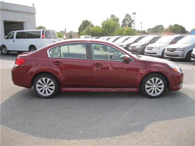 2012 Subaru Legacy 3.6R Limited Package (Stk: 171252) in Kingston - Image 2 of 14