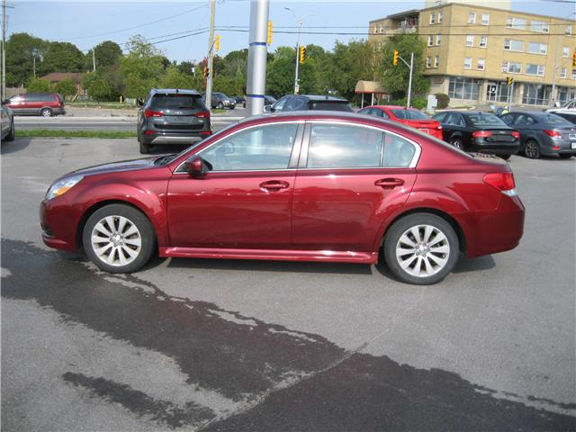 2012 Subaru Legacy 3.6R Limited Package (Stk: 171252) in Richmond - Image 6 of 14