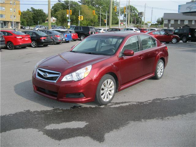 2012 Subaru Legacy 3.6R Limited Package (Stk: 171252) in Richmond - Image 7 of 14