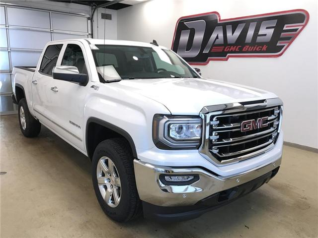 2018 GMC Sierra 1500 SLT (Stk: 185117) in Lethbridge - Image 2 of 19