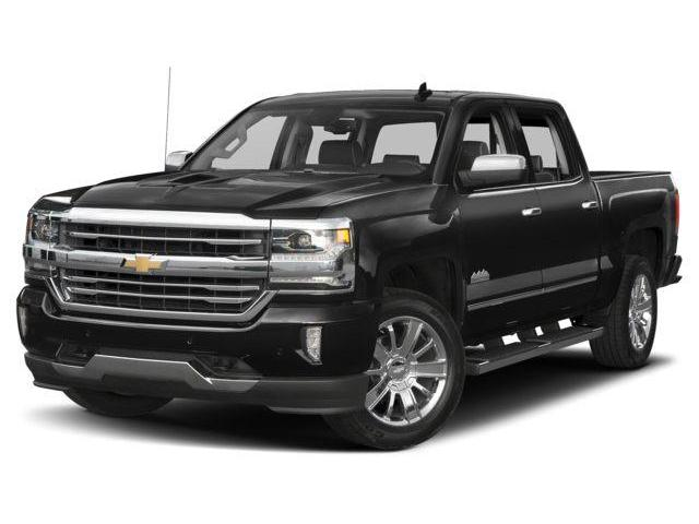2018 Chevrolet Silverado 1500 High Country (Stk: T8K010) in Mississauga - Image 1 of 9