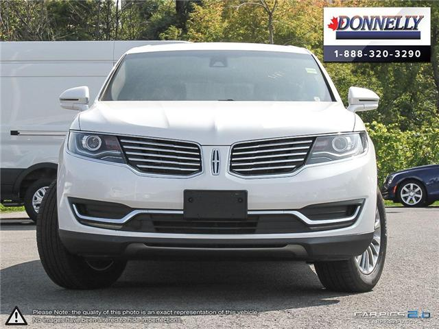 2017 Lincoln MKX Select (Stk: DQ2833) in Ottawa - Image 2 of 27