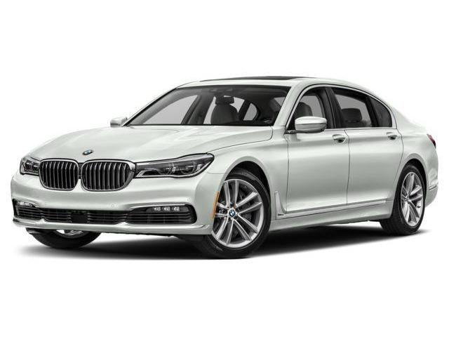 2018 BMW 750 Li xDrive (Stk: 19806) in Mississauga - Image 1 of 9