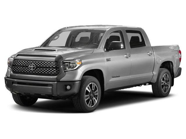 2018 Toyota Tundra Platinum 5.7L V8 (Stk: 18042) in Brandon - Image 1 of 2