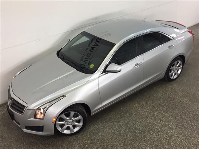 2014 Cadillac ATS - AWD|TURBO|PUSH BTN START|HTD LTHR|BOSE! (Stk: 31151) in Belleville - Image 2 of 26
