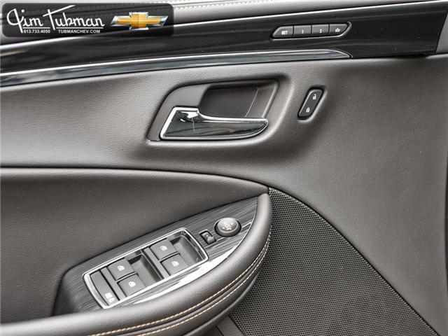 2017 Chevrolet Impala 2LZ (Stk: 170198) in Ottawa - Image 10 of 22