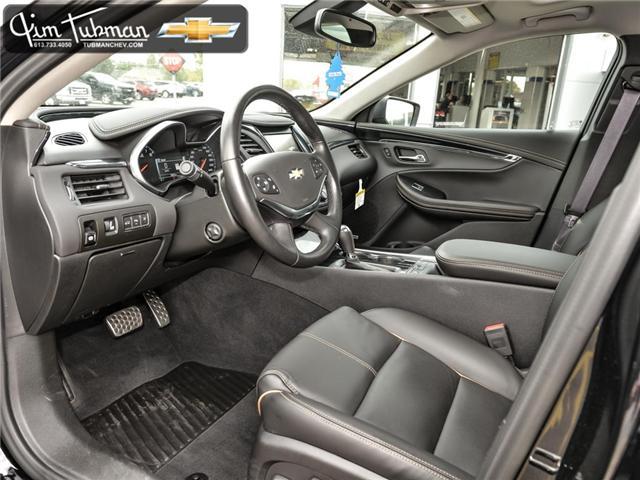 2017 Chevrolet Impala 2LZ (Stk: 170198) in Ottawa - Image 12 of 22