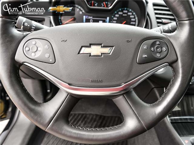 2017 Chevrolet Impala 2LZ (Stk: 170198) in Ottawa - Image 21 of 22