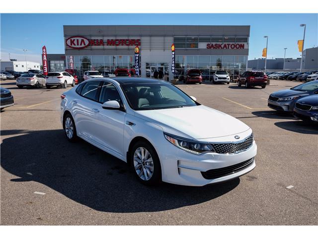 2018 Kia Optima EX TECH (Stk: 38127) in Saskatoon - Image 1 of 24