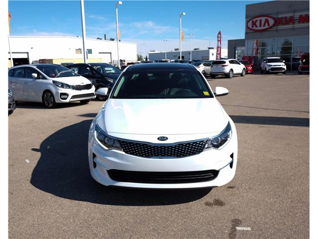 2018 Kia Optima EX Tech (Stk: P4430) in Saskatoon - Image 2 of 24