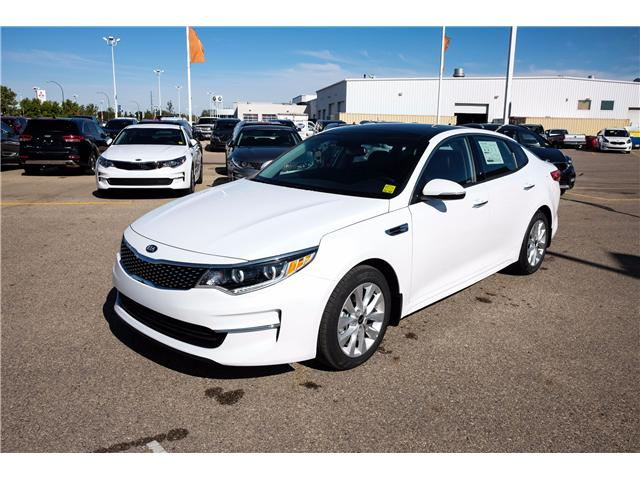 2018 Kia Optima EX Tech (Stk: P4430) in Saskatoon - Image 1 of 24