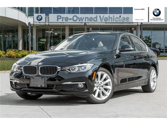 2017 BMW 328d xDrive (Stk: PP7630) in Toronto - Image 1 of 21
