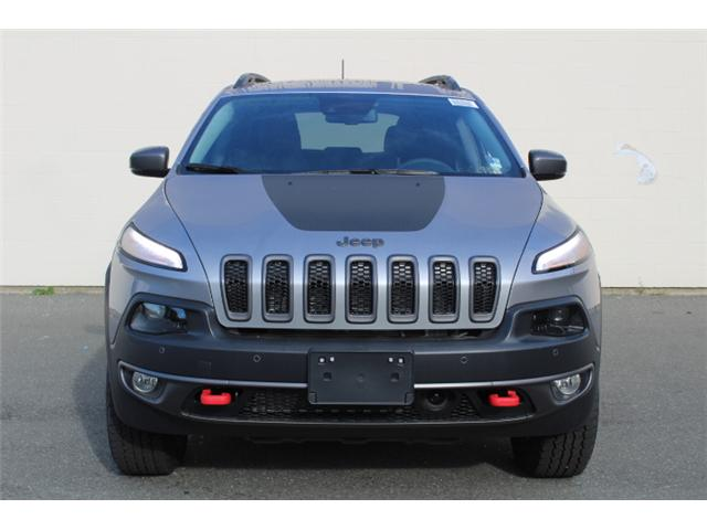 2018 Jeep Cherokee Trailhawk (Stk: D500346) in Courtenay - Image 2 of 30