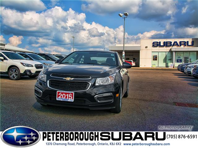 2015 Chevrolet Cruze 1LT (Stk: S3233A) in Peterborough - Image 1 of 25