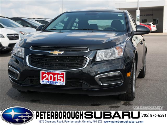 2015 Chevrolet Cruze 1LT (Stk: S3233A) in Peterborough - Image 2 of 25