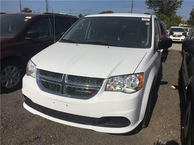 2017 Dodge Grand Caravan CVP/SXT (Stk: HR871361) in Mississauga - Image 1 of 5