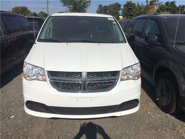 2017 Dodge Grand Caravan CVP/SXT (Stk: HR871361) in Mississauga - Image 2 of 5