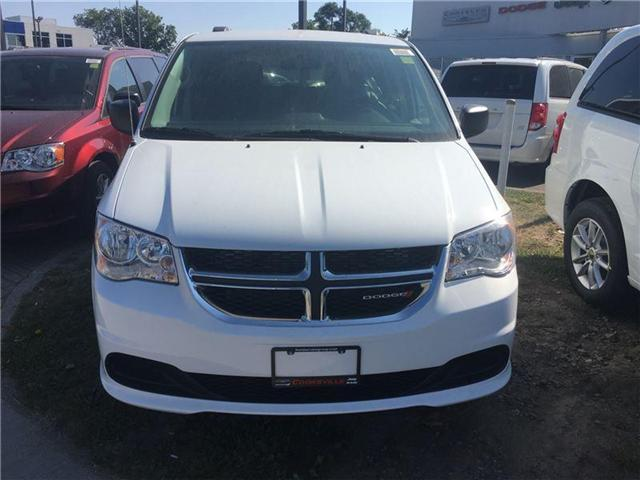2017 Dodge Grand Caravan CVP/SXT (Stk: HR871360) in Mississauga - Image 2 of 5