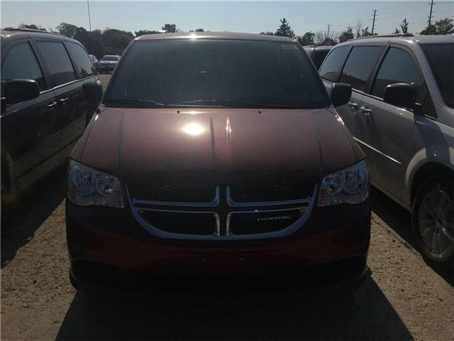 2017 Dodge Grand Caravan CVP/SXT (Stk: HR871367) in Mississauga - Image 2 of 5