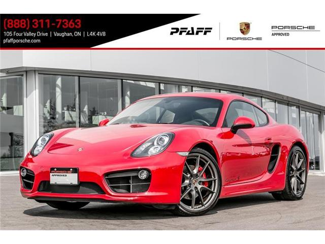 2015 Porsche Cayman S PDK (Stk: U6556) in Vaughan - Image 1 of 22