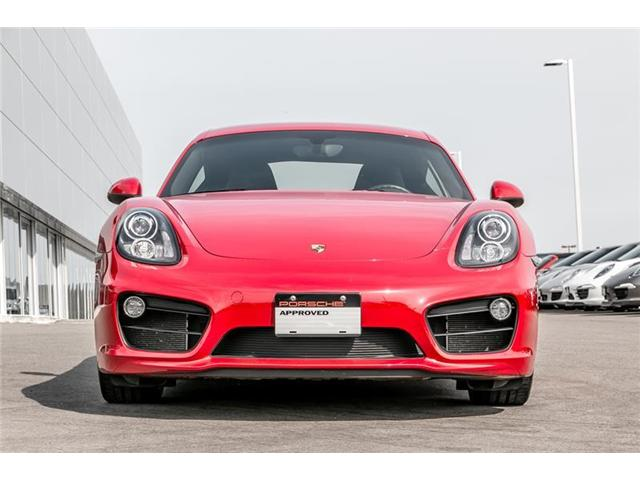 2015 Porsche Cayman S PDK (Stk: U6556) in Vaughan - Image 2 of 22