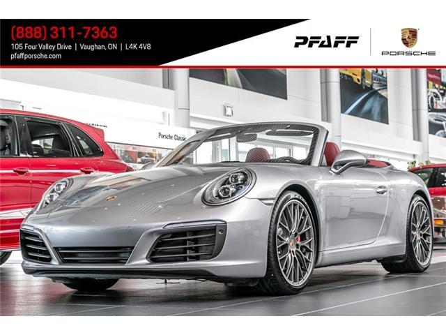 2017 Porsche 911 Carrera S Cabriolet (991) w/ PDK (Stk: P12017) in Vaughan - Image 1 of 14