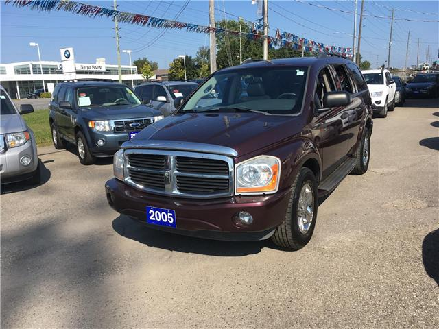 2005 Dodge Durango Limited 4WD (Stk: P2893C) in Newmarket - Image 1 of 22