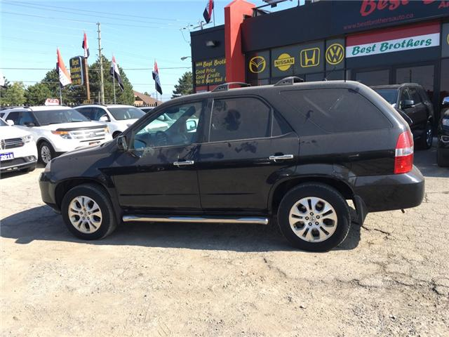 2003 Acura MDX 3.5 (Stk: 4282) in Toronto - Image 2 of 20