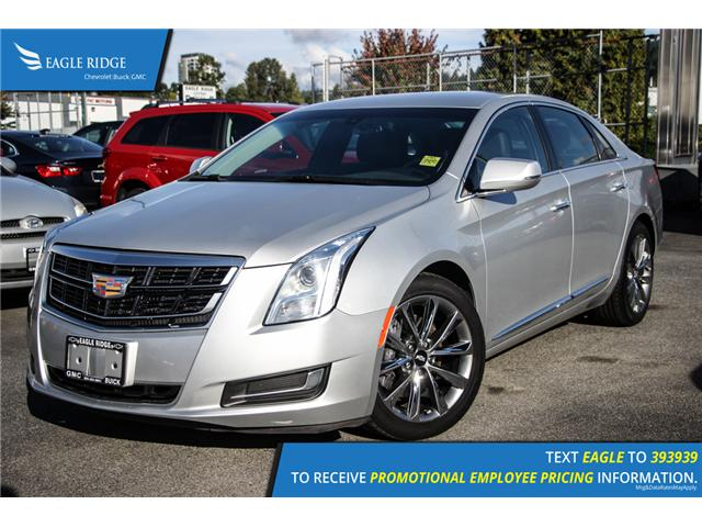 2017 Cadillac XTS Base (Stk: 178233) in Coquitlam - Image 1 of 16