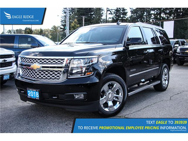 2018 Chevrolet Tahoe LT (Stk: 87600A) in Coquitlam - Image 1 of 19
