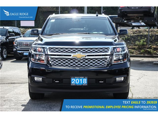 2018 Chevrolet Tahoe LT (Stk: 87600A) in Coquitlam - Image 2 of 19