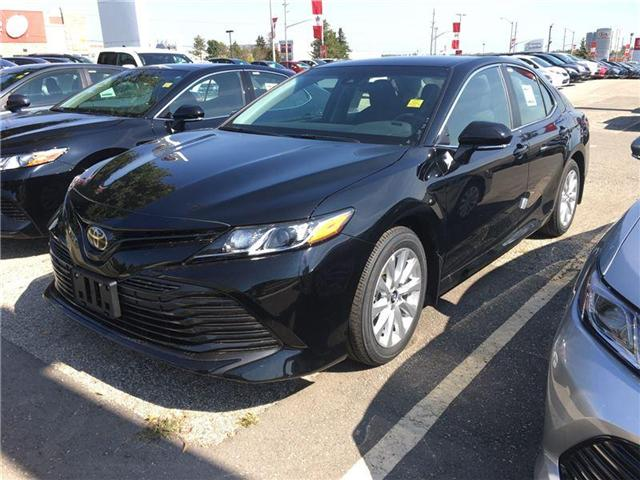 2018 Toyota Camry LE (Stk: 8CM052) in Georgetown - Image 1 of 6