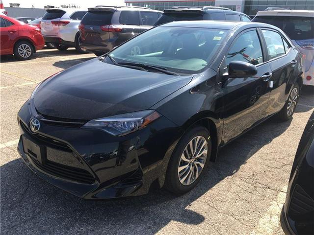 2018 Toyota Corolla LE (Stk: 8CR081) in Georgetown - Image 2 of 6