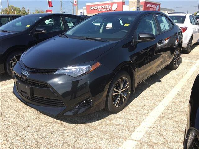 2018 Toyota Corolla LE (Stk: 8CR082) in Georgetown - Image 1 of 6