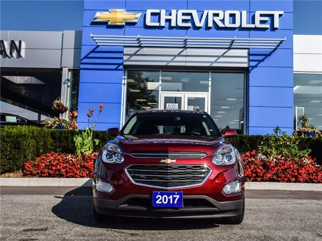 2017 Chevrolet Equinox  (Stk: A247518) in Scarborough - Image 4 of 28
